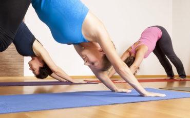 Kleingruppentraining Pilates